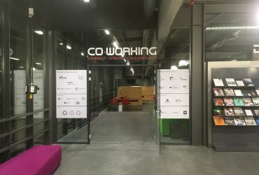 Technoport Coworking Space, Belval, Luxembourg