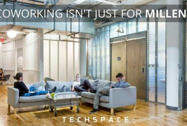Coworking Isn't Just for Millennials
